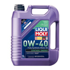 Liqui Moly Motor Oil: Synthoil Energy 0W-40